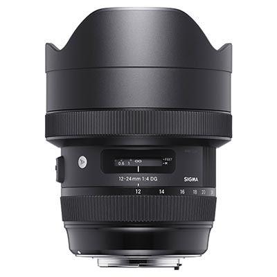 Image of Sigma 12-24mm f4 Art DG HSM Lens - Sigma SA Fit