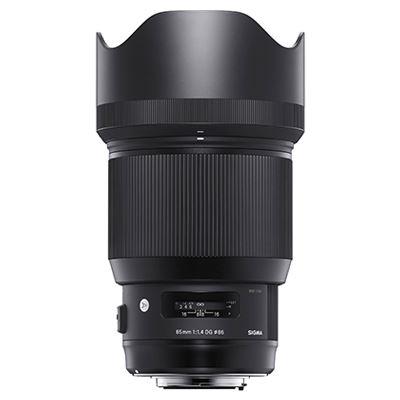 Sigma 85mm f1.4 Art DG HSM Lens - Nikon Fit