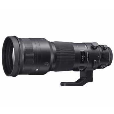 Sigma 500mm f4 SPORT DG OS HSM Lens - Nikon Fit