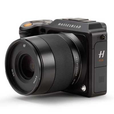 Hasselblad X1D50C 4116 Edition Medium Format Camera with 45mm f3.5 lens