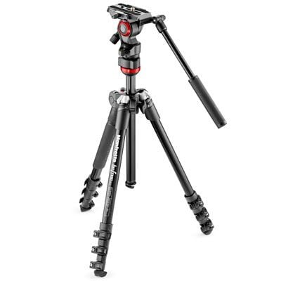 Used Manfrotto Befree Live Kit