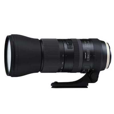 Tamron 150-600mm f5-6.3 VC USD G2 Lens - Nikon Fit