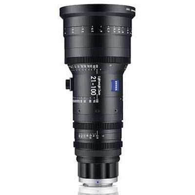 Zeiss 21-100mm T2.9-3.9 LWZ.3 Lightweight Zoom Lens - Sony E Fit Metric