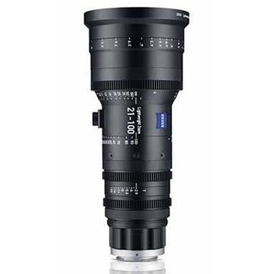 Zeiss 21-100mm T2.9-3.9 LWZ.3 Lightweight Zoom Lens – Micro Four Thirds Fit Imperial