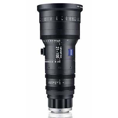 Zeiss 21-100mm T2.9-3.9 LWZ.3 Lightweight Zoom Lens – Canon Fit (Metric)