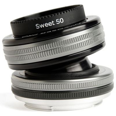 Lensbaby Composer Pro II with Sweet 50 Optic – Nikon F Fit