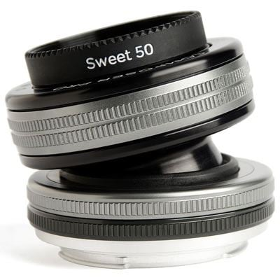 Lensbaby Composer Pro II with Sweet 50 Optic – Nikon