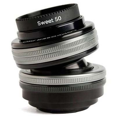 Image of Lensbaby Composer Pro II with Sweet 50 Optic - Micro 4/3