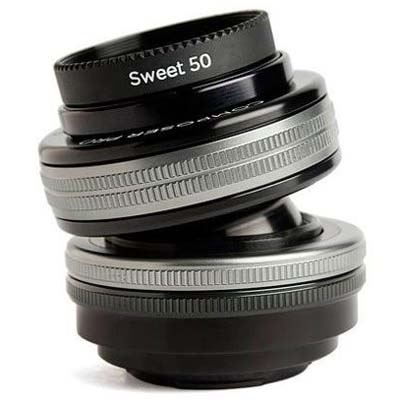 Image of Lensbaby Composer Pro II with Sweet 50 Optic - Sony E