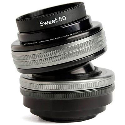 Image of Lensbaby Composer Pro II with Sweet 50 Optic - Samsung NX