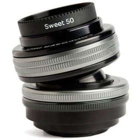 Lensbaby Composer Pro II with Sweet 50 Optic - Fujifilm X