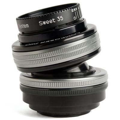 Image of Lensbaby Composer Pro II with Sweet 35 Optic - Micro Four Thirds Fit