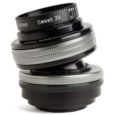 Image of Lensbaby Composer Pro II with Sweet 35 Optic - Samsung NX Fit
