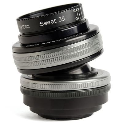 Lensbaby Composer Pro II with Sweet 35 Optic - Fujifilm X Fit