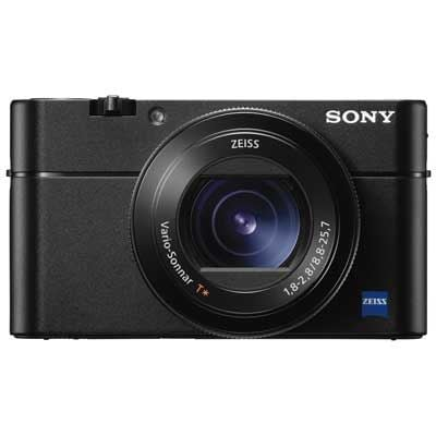 Sony Cybershot RX100 Mark V Digital Camera