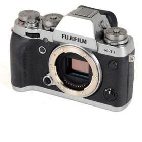 Used Fuji X-T1 Digital Camera Body - Graphite Silver