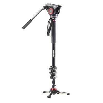 Manfrotto XPRO Video Monopod MVH500