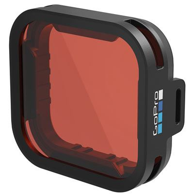 Image of GoPro Blue Water Snorkel Filter for HERO5 Black