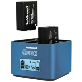 Hahnel ProCube Twin Charger - Fuji/Panasonic