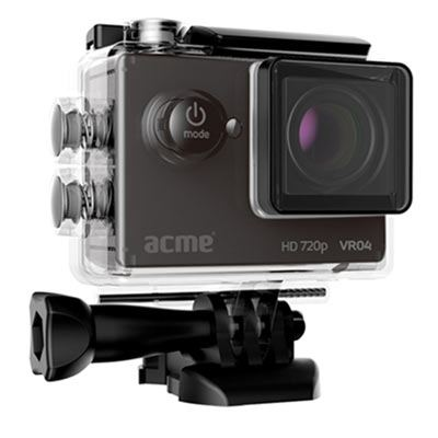 ACME VR04 Compact HD Sports  Action Camera
