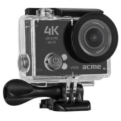ACME VR06 Ultra HD Sports + Action camera with Wi-Fi