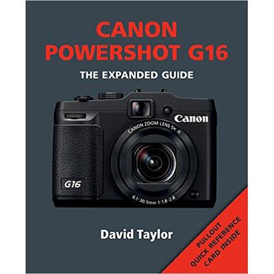 Image of The Expanded Guide - Canon Powershot G16