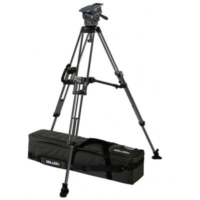 Image of Miller 3039 ArrowX 3 Sprinter II Video Tripod