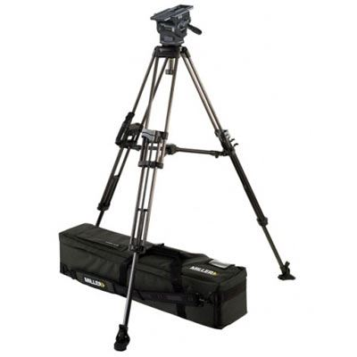 Image of Miller 3043 ArrowX 3 Sprinter II Video Tripod