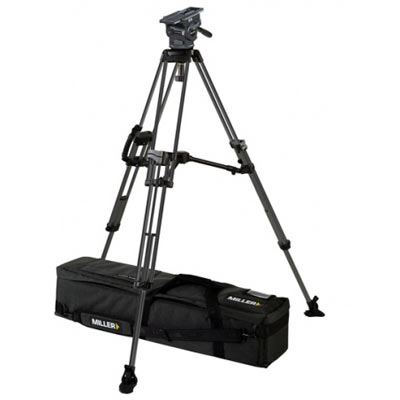 Image of Miller 3097 ArrowX 5 Sprinter II Video Tripod