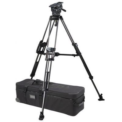 Image of Miller 3101 ArrowX 5 Sprinter II Video Tripod