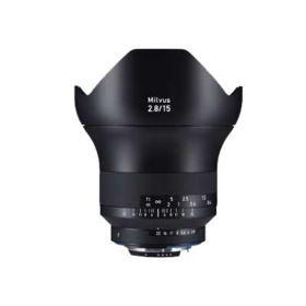 Used Zeiss 15mm f2.8 Milvus ZF.2 - Nikon Fit