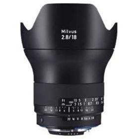 Zeiss 18mm f2.8 Milvus ZF.2 - Nikon Fit