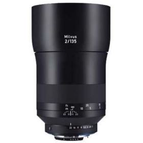 Zeiss 135mm f2 Milvus ZF.2 - Nikon Fit