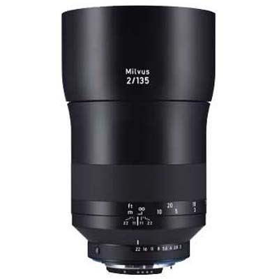Zeiss 135mm f2 Milvus ZF.2 - Nikon Fit