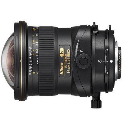 Image of Nikon 19mm PC f4E ED Nikkor Lens