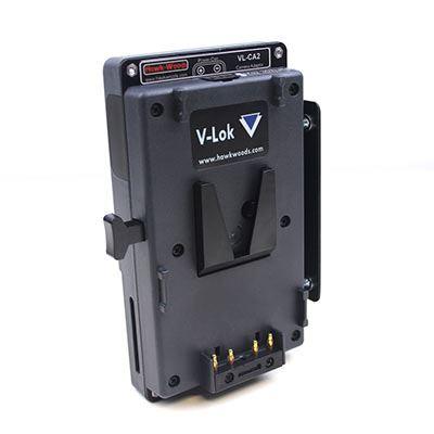 Image of Hawk-Woods VL-CA2 V-Lok Camera Adaptor Plate