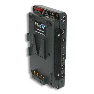 Image of Hawk-Woods VL-CA4 V-Lok Camera Power Adaptor