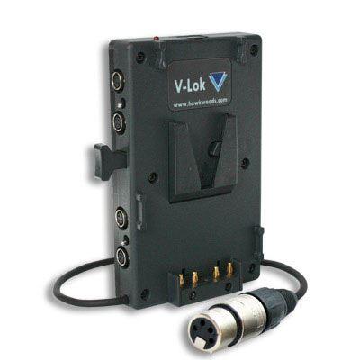 Hawk-Woods VLR-XLR4S V-Lok Power Adaptor