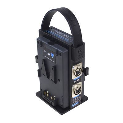 Hawk-Woods XE-84 V-Lok Dual Docking Adaptor