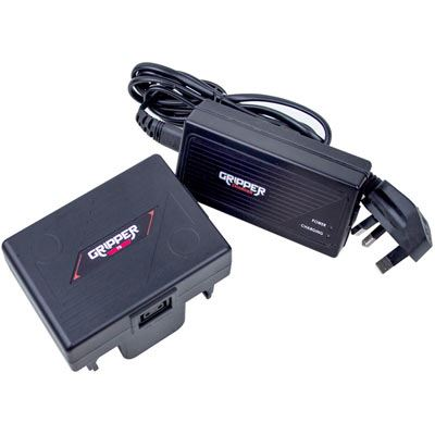 Image of Hawk-Woods GR-75K Gripper 14.4v 75Wh Battery including Single Ch Fast Charger