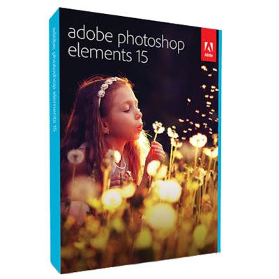 Adobe Photoshop Elements 15 MacWin