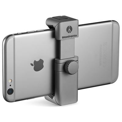 Image of Manfrotto TwistGrip Universal Smartphone Clamp