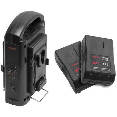 Swit SP-82/302S V-Lock Battery Kit