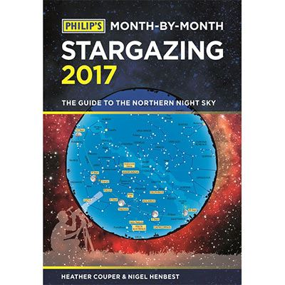 Image of Philips Month-By-Month Stargazing 2017