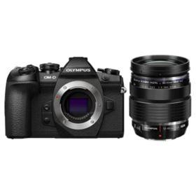 Used Olympus OM-D E-M1 Mark II Digital Camera with 12-40mm PRO Lens