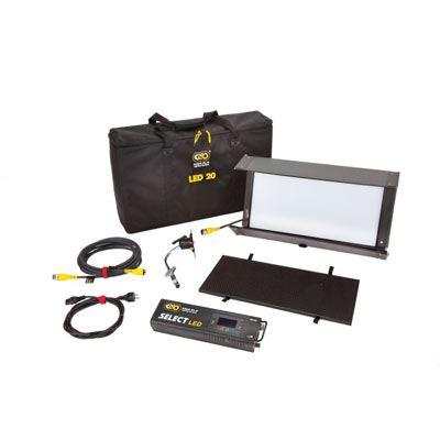 Kino Flo Select LED 20 DMX Kit with Soft Case