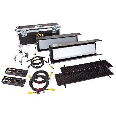 Kino Flo Select LED 30 DMX Kit (2-Unit) with Ship Case