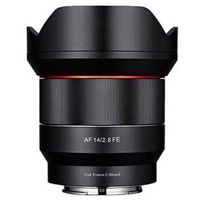 Samyang AF 14mm f2.8 Lens - Sony FE Fit