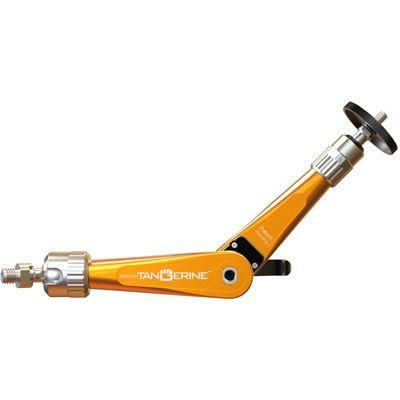 Image of Bright Tangerine Titan Arm - Orange