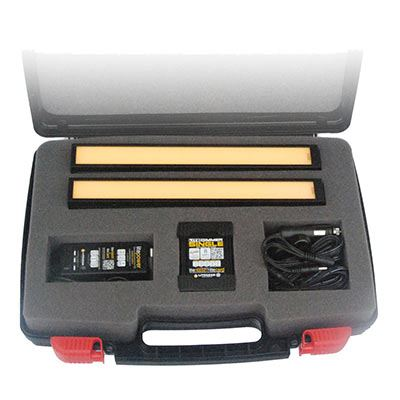Image of Cineo Matchstix 6-Inch Power Kit